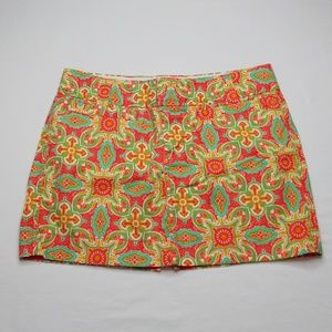 Old Navy Womens' Medallion Print Mini Skirt